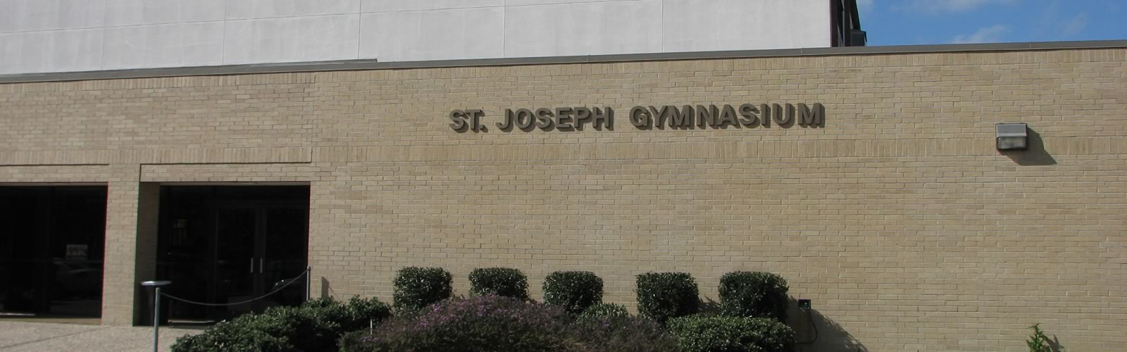 Contractor for the St Josesph Gymnasium in Victoria Texas